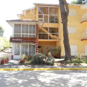ホテル写真: America Apartamentos Pinamar, Pinamar