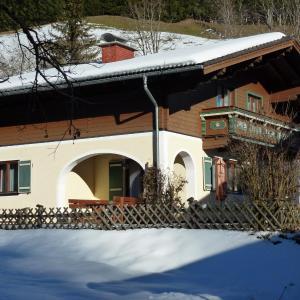 Fotografie hotelů: Ferienhaus Teigi, Wagrain