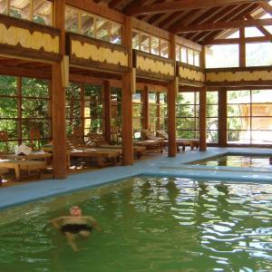 Фотографии отеля: Termas Menetue, Curarrehue