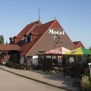 Hotel Pictures: Motel Edison, Česká Skalice