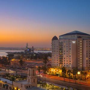 Fotos de l'hotel: Embassy Suites by Hilton San Diego Bay Downtown, San Diego
