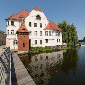 Hotelbilleder: Fewo auf der Dominsel-LOTUS, Brandenburg
