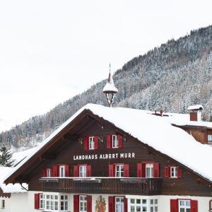 Hotellikuvia: Landhaus Albert Murr, Sankt Anton am Arlberg