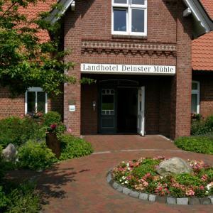 Hotelbilleder: Hotel Gut Deinster Mühle, Deinste