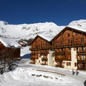 Hotel Pictures: Odalys Residence Les Chalets de la Porte des Saisons, Saint-Sorlin-d'Arves
