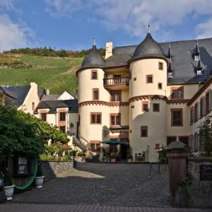 Hotel Pictures: Hotel Schloss Zell, Zell an der Mosel