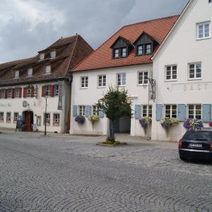 Hotelbilleder: Zum Schwarzen Ross, Hilpoltstein