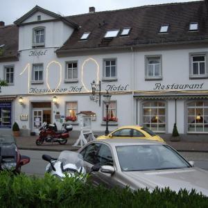 Hotelbilleder: Hessischer Hof, Bad Karlshafen
