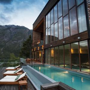 Фотографии отеля: Uman Lodge Patagonia Chile, Futaleufú
