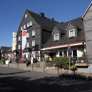 Hotelbilleder: Hotel zur Altstadt, Freudenberg