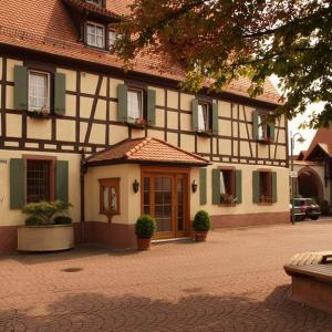 Hotelbilleder: Landhotel Sickinger Hof, Walldorf