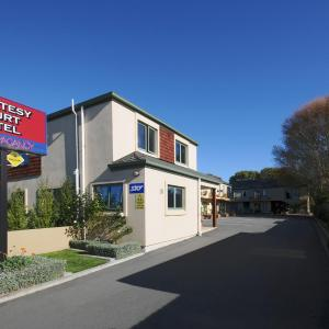 Hotelbilder: Courtesy Court Motel, Christchurch