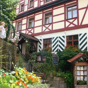 Hotelbilleder: Hotel Gasthof Stern, Gößweinstein