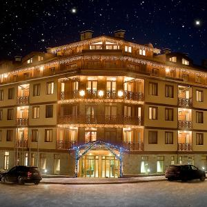 Hotelbilleder: Vihren Palace Aparthotel, Bansko