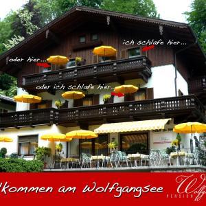 Photos de l'hôtel: Pension Wolfgangsee, Sankt Wolfgang im Salzkammergut