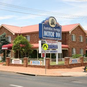 Zdjęcia hotelu: Australian Heritage Motor Inn, Dubbo