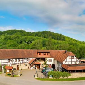Hotelbilleder: Landgasthof Probstei Zella, Frankenroda