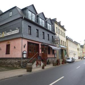 Hotelbilleder: Das Loreley Weinstuebchen, Sankt Goarshausen