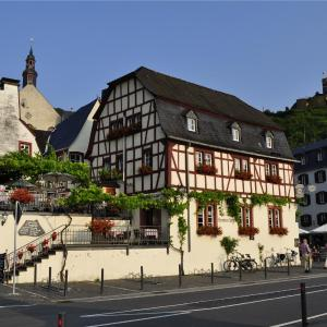 Hotelbilleder: Altes Zollhaus, Beilstein