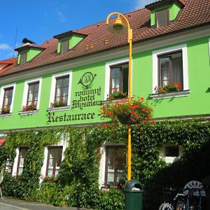 Hotel Pictures: Hotel Myslivna, Třeboň