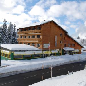 Hotel Pictures: Hôtel De La Couronne, Mijoux