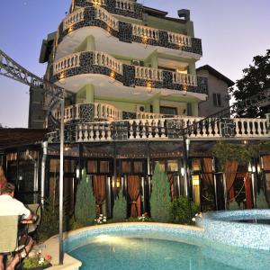 Hotellikuvia: Boryana Hotel, Burgas