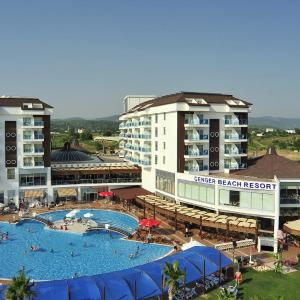 Hotelbilder: Cenger Beach Resort Spa - All Inclusive, Kızılot