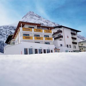 Фотографии отеля: Alpenresidenz Ballunspitze Wellness- & Kinderhotel, Гальтюр