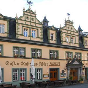 Hotelbilleder: Hotel Adler, Rudolstadt