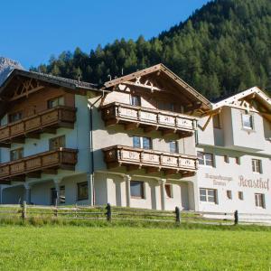 Zdjęcia hotelu: Pension Roasthof, Neustift im Stubaital