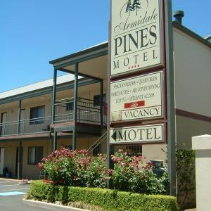 ホテル写真: Armidale Pines Motel, アーミデール