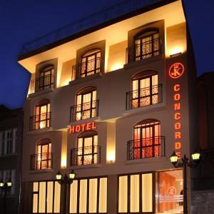 Fotografie hotelů: Hotel Concorde, Veliko Tŭrnovo