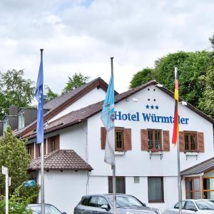 Hotelbilleder: Würmtaler Gästehaus, München