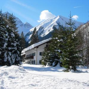 Hotellikuvia: Pension Berktold, Bichlbach