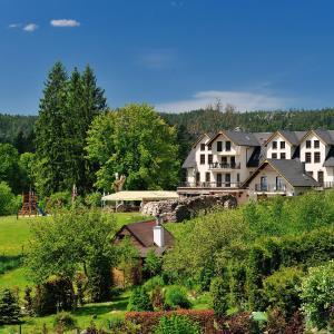 Hotel Pictures: Hotel Javor, Adršpach