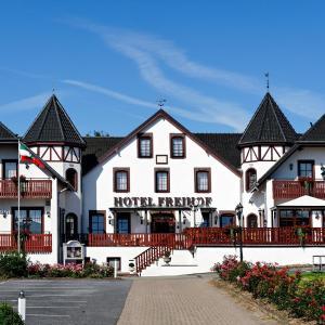 Hotelbilleder: Hotel Freihof, Hiddenhausen