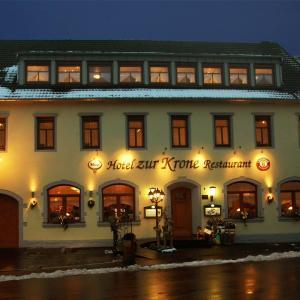Hotelbilleder: Hotel zur Krone, Birresborn