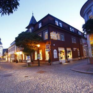 Hotelbilleder: Stadthotel Engel, Ettlingen