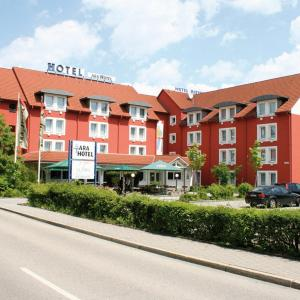 Hotelbilleder: Hotel Ara, Ingolstadt