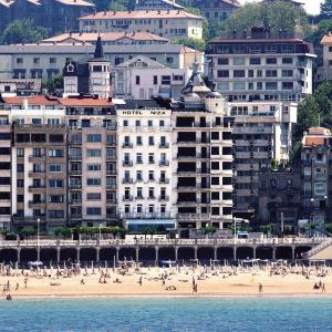 Fotografie hotelů: Hotel Niza, San Sebastián