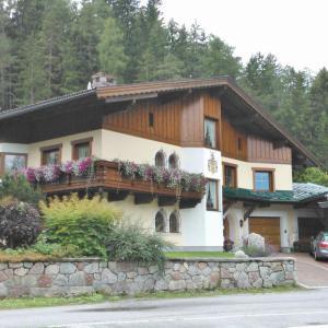 酒店图片: Lärchenwald Appartements, 比伯维尔