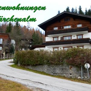Hotellikuvia: Appartment Lärchenalm, Sankt Martin am Tennengebirge