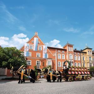 Hotelbilleder: Hotel zum Erdinger Weissbräu, Erding