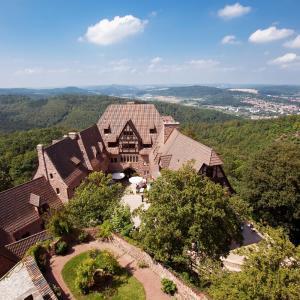 Hotel Pictures: Romantik Hotel auf der Wartburg, Eisenach