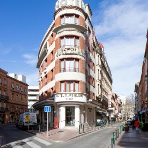 Hotel Pictures: Hotel Ours Blanc - Wilson, Toulouse