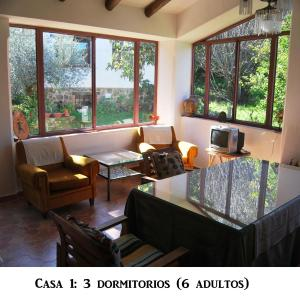 Hotel Pictures: El alojamiento rural de Peter, Corterrangel