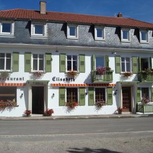 Hotel Pictures: Hotel Elisabeth, La Vancelle
