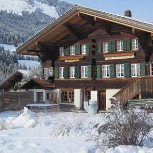 Hotel Pictures: Chalet-Hotel Alpenblick Wildstrubel, Sankt Stephan