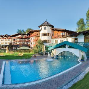 ホテル写真: Erlebnishotel Kitzbühler Horn, Oberndorf in Tirol