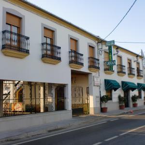 Hotel Pictures: Hostal las Tres Jotas, Alcaracejos
